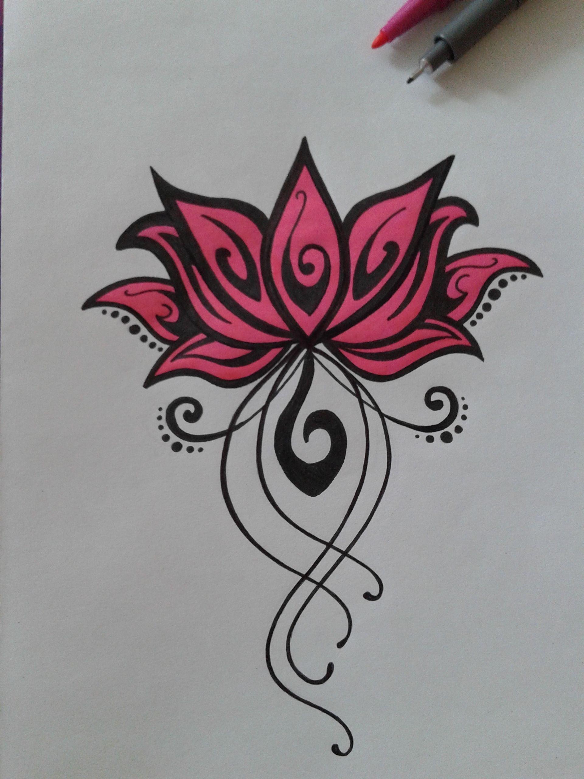 Lotus Flower Buddhist Symbols Pinterest Lotus Flower Tatoos