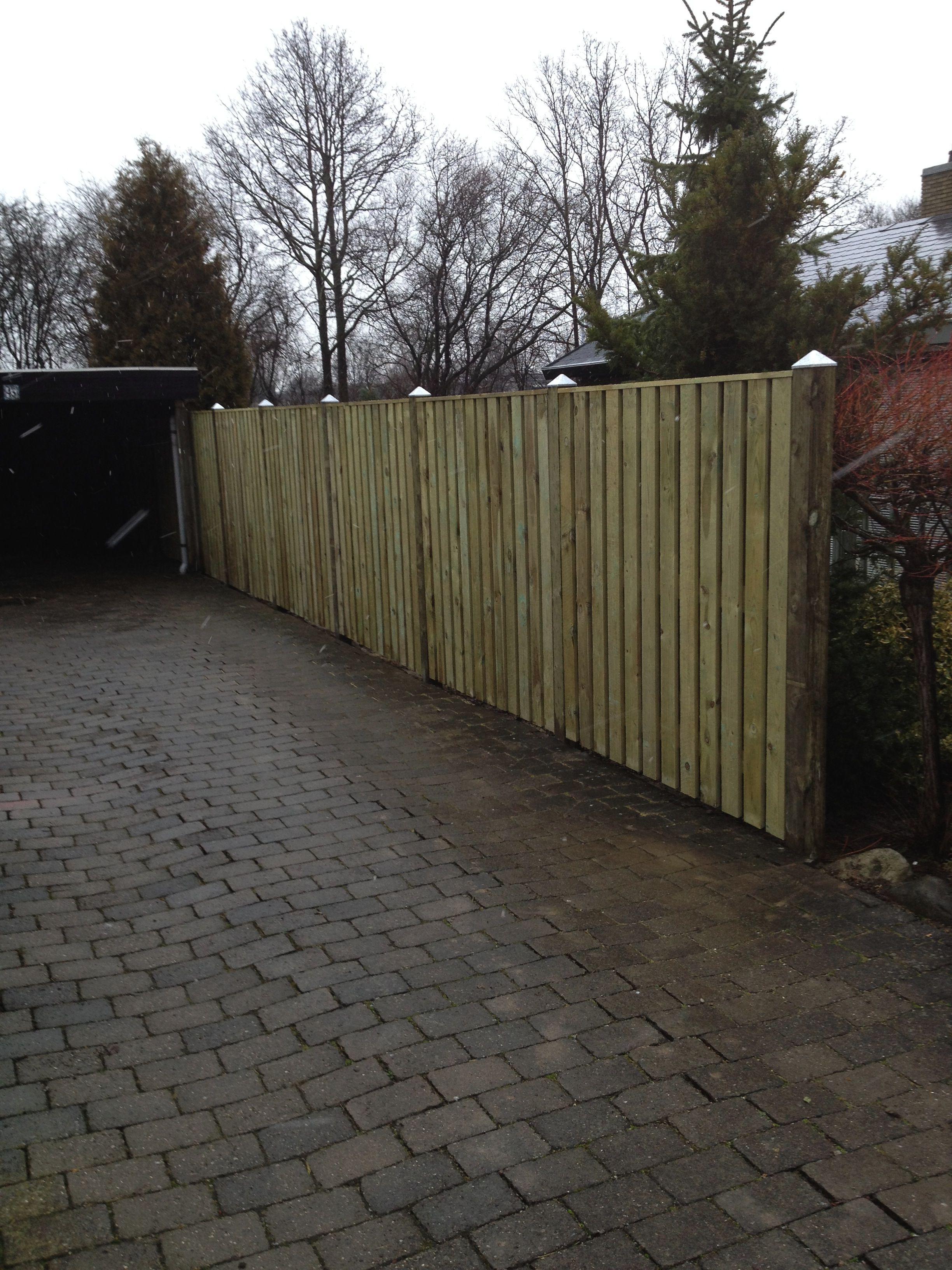 Fantastisk Færdigt hegn. | haven/udendørs | Decor, Home Decor og Outdoor decor VM43