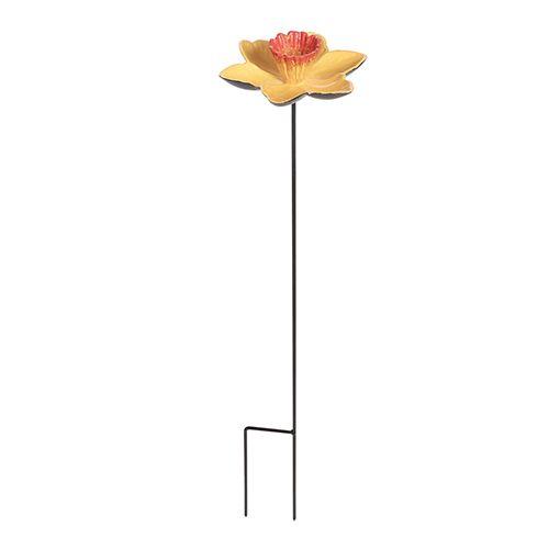 Daffodil Bird Feeder