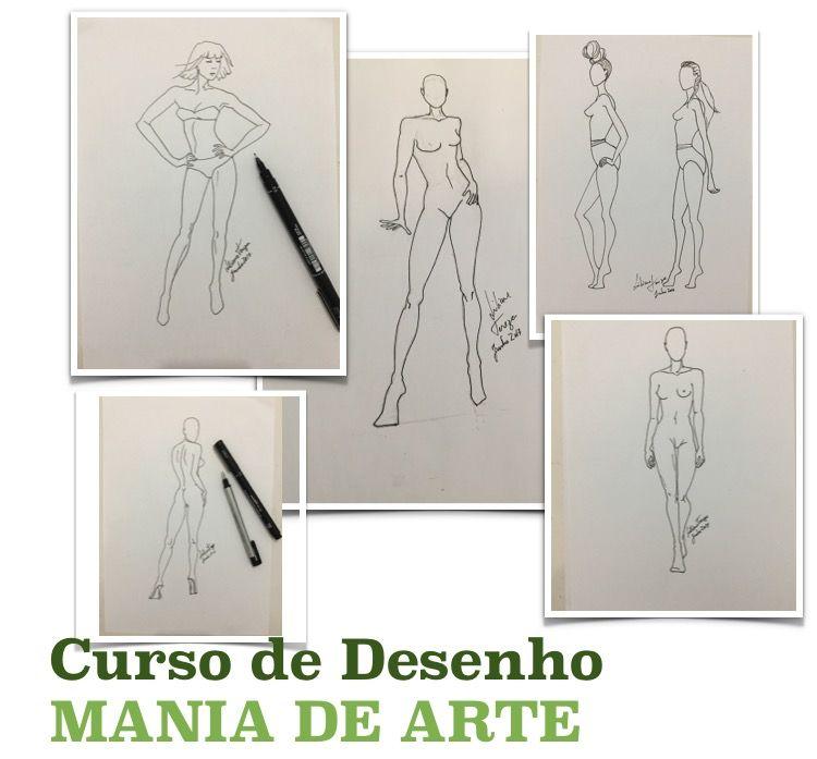 R$ 160 Mensais Estudo de Figurino_ Curso de Desenho  Artístico Personalizado para sua necessidade Profissional- Niterói  www.maniadearte.com    Ou Whatsapp 21983536670
