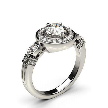 Camo Diamond Engagement Rings Cheap