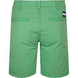 Herren Ready to Wear - Men Cotton Bermuda Shorts Uni - Jeans - Ponche - Grün - 32 - Vilebrequin Vile #ponchodress