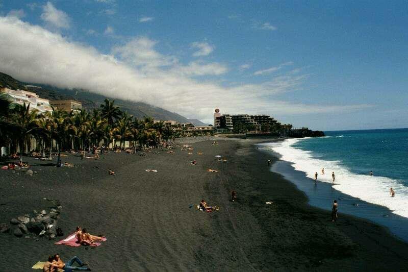 Playas en al Isla de la Palma http://goo.gl/3k0Qtt