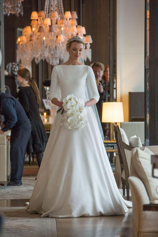 Baccarat Hotel New York Wedding Fashion 7391d6c81c2