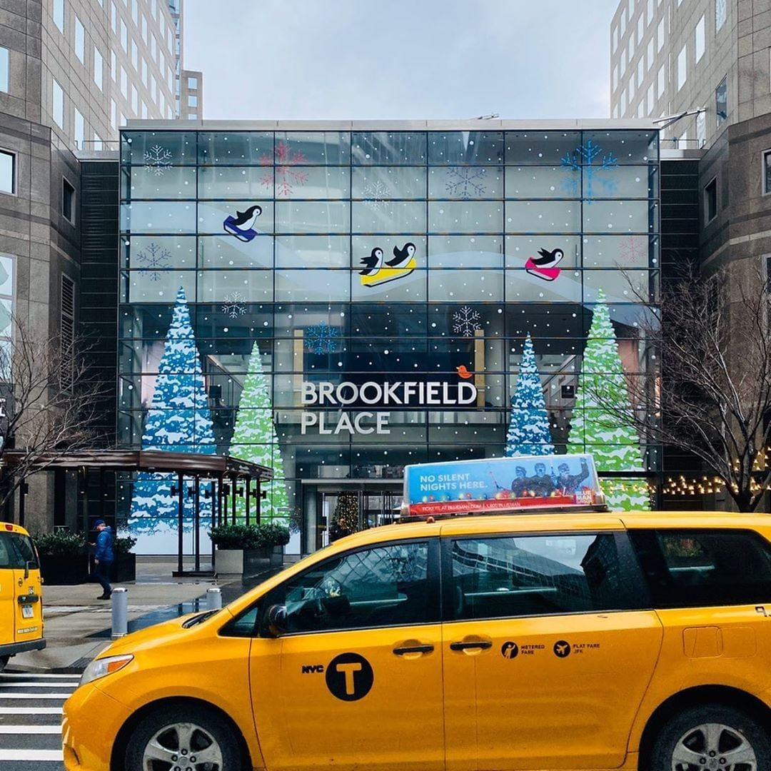 """brookfield place new york on instagram """"happy holidays"""
