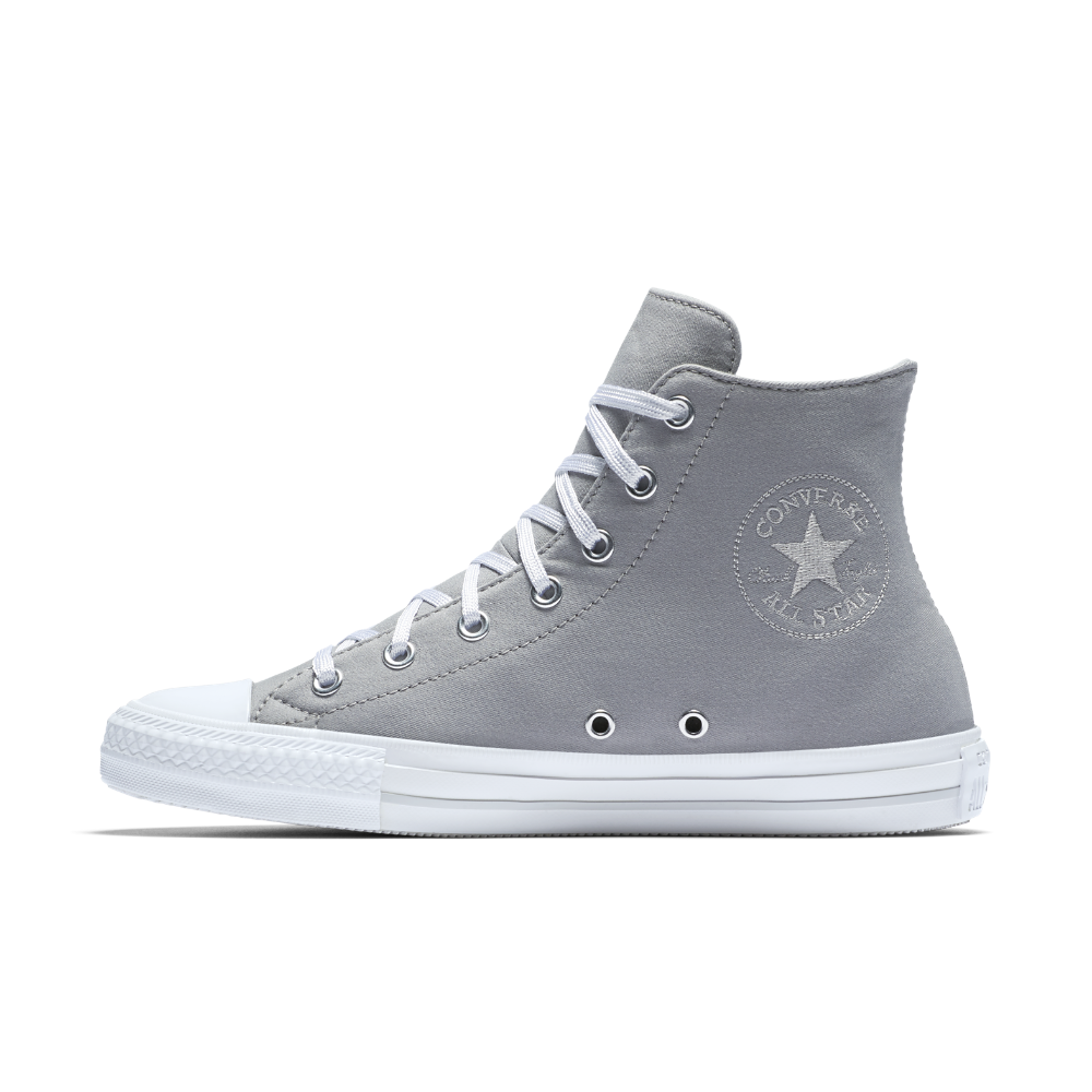 39d75bf8dcc7 Converse Chuck Taylor All Star Gemma High Top Women s Shoe Size 10.5 (Grey)  - Clearance Sale