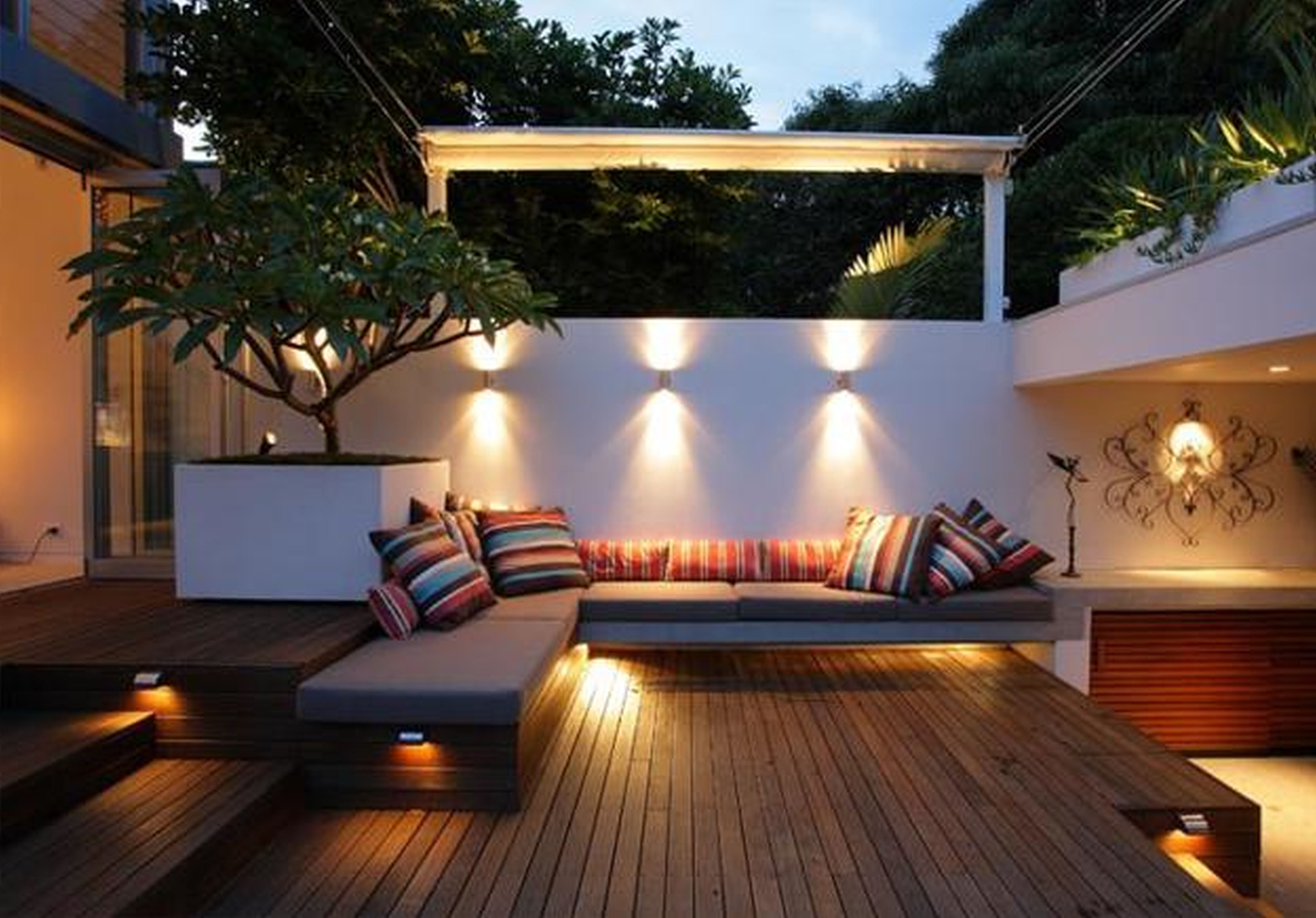 Incredible 17 Best Images About Small Backyard Ideas On Pinterest Patio Inspirational Interior Design Netriciaus