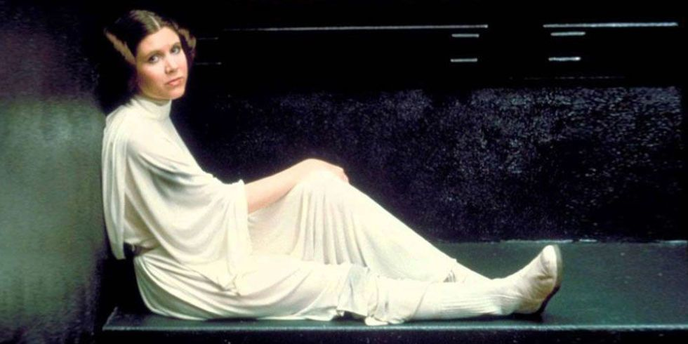 """Carrie Fisher on What She Thought Would Make a """"Fantastic"""" Obituary"""