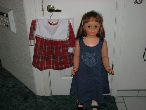 "Vintage 1950's Ideal Patti Playpal 35"" Doll"