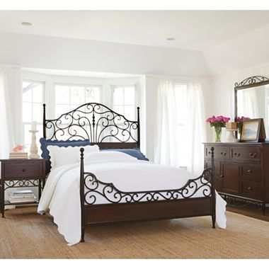 Bedroom Set, Newcastle 6 Piece - jcpenney-I WANT IT!!!   Shabby chic ...