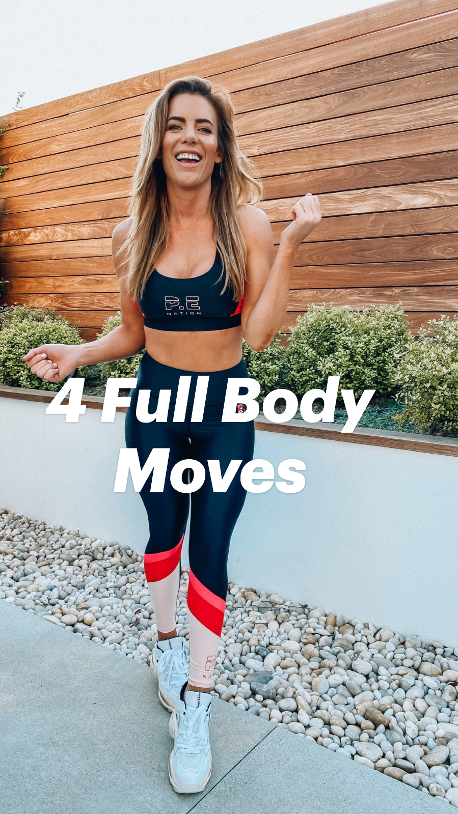 4 Full Body Moves