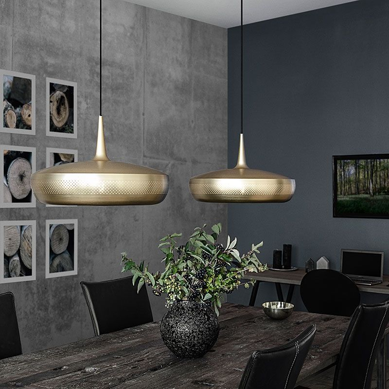 vita copenhagen lampenschirm clava dine brushed brass 169 00 light up pinterest. Black Bedroom Furniture Sets. Home Design Ideas