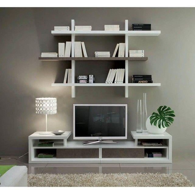 Meuble TV design VITTORIA Meuble télé design