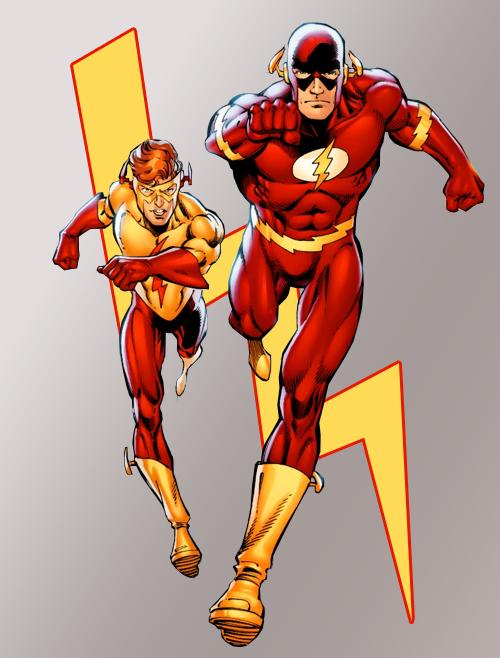 Pin By Bryan Mccoy On Nerd Flash Comics Kid Flash Superhero Comic