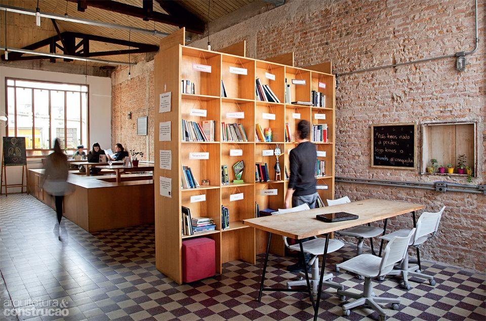 Coworking: quatro espaços de trabalho coletivo em SP - Casa