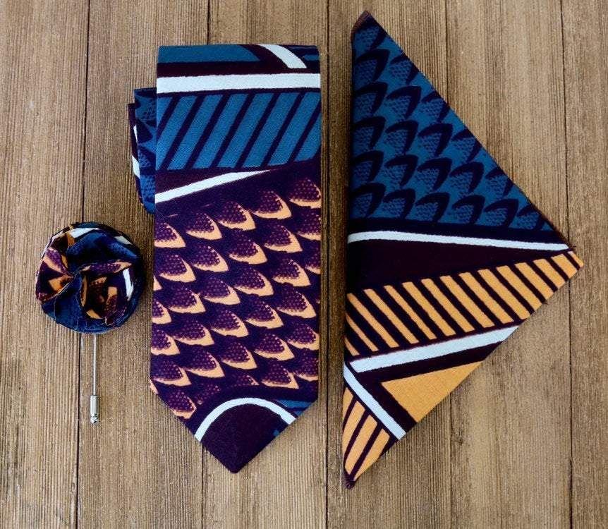 The Olu - Necktie Only