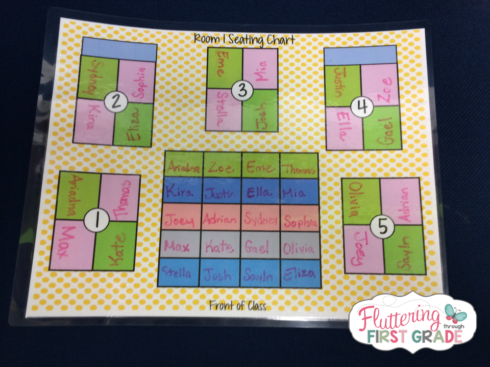 Classroom Ideas Charts ~ Best seating chart classroom ideas on pinterest