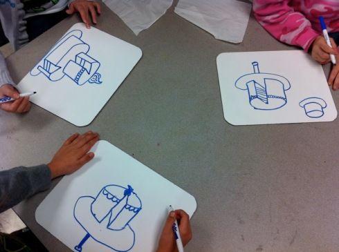Make Your Own Mini Whiteboards Art Ed Teaching Art