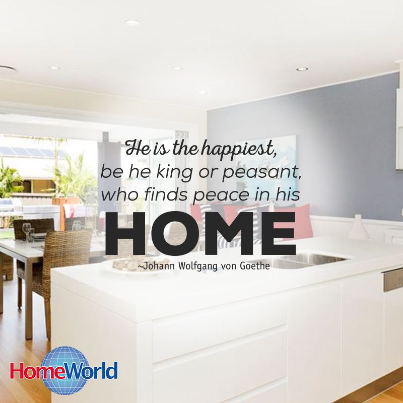 Build Your #NewHome & Make It Your Sanctuary With Your Own