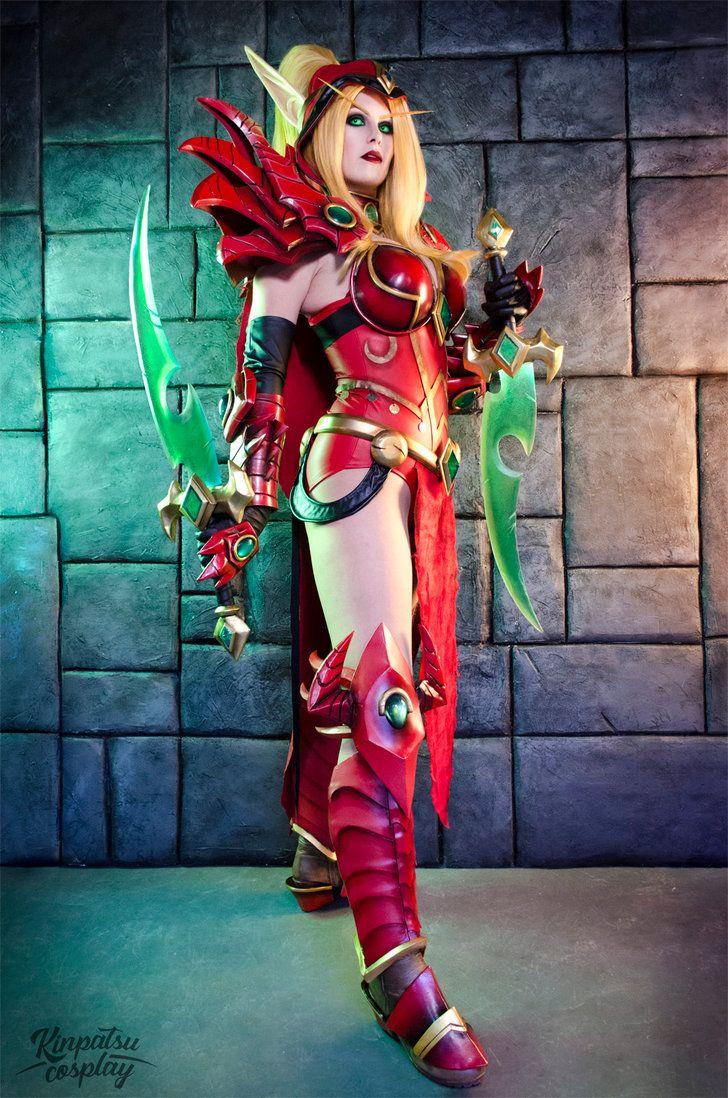 valeera sanguinar cosplay