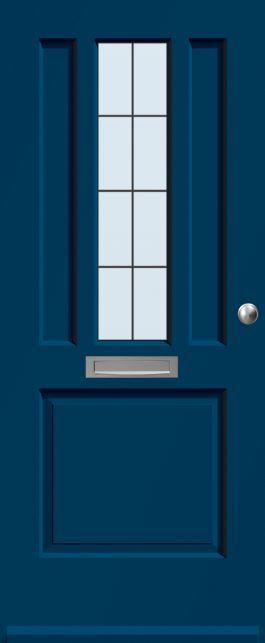 Boris is een van de meest gekozen deurmodellen in Nederland. Door het eigentijds...