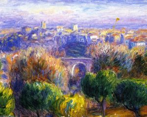 Town of Venice - (William James Glackens)