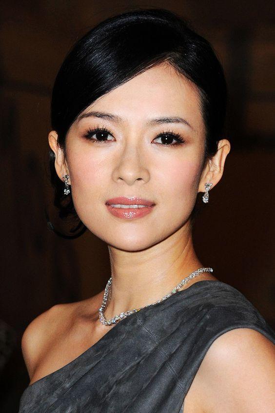 More Pics of Zhang Ziyi Nude Lipstick (6 of 26) - Zhang