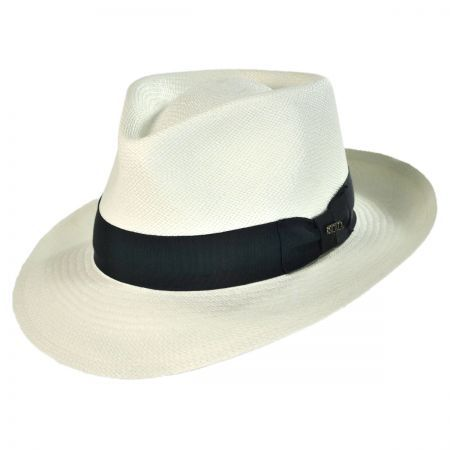 Scala C-Crown Panama Hat  a0c61a6cd81