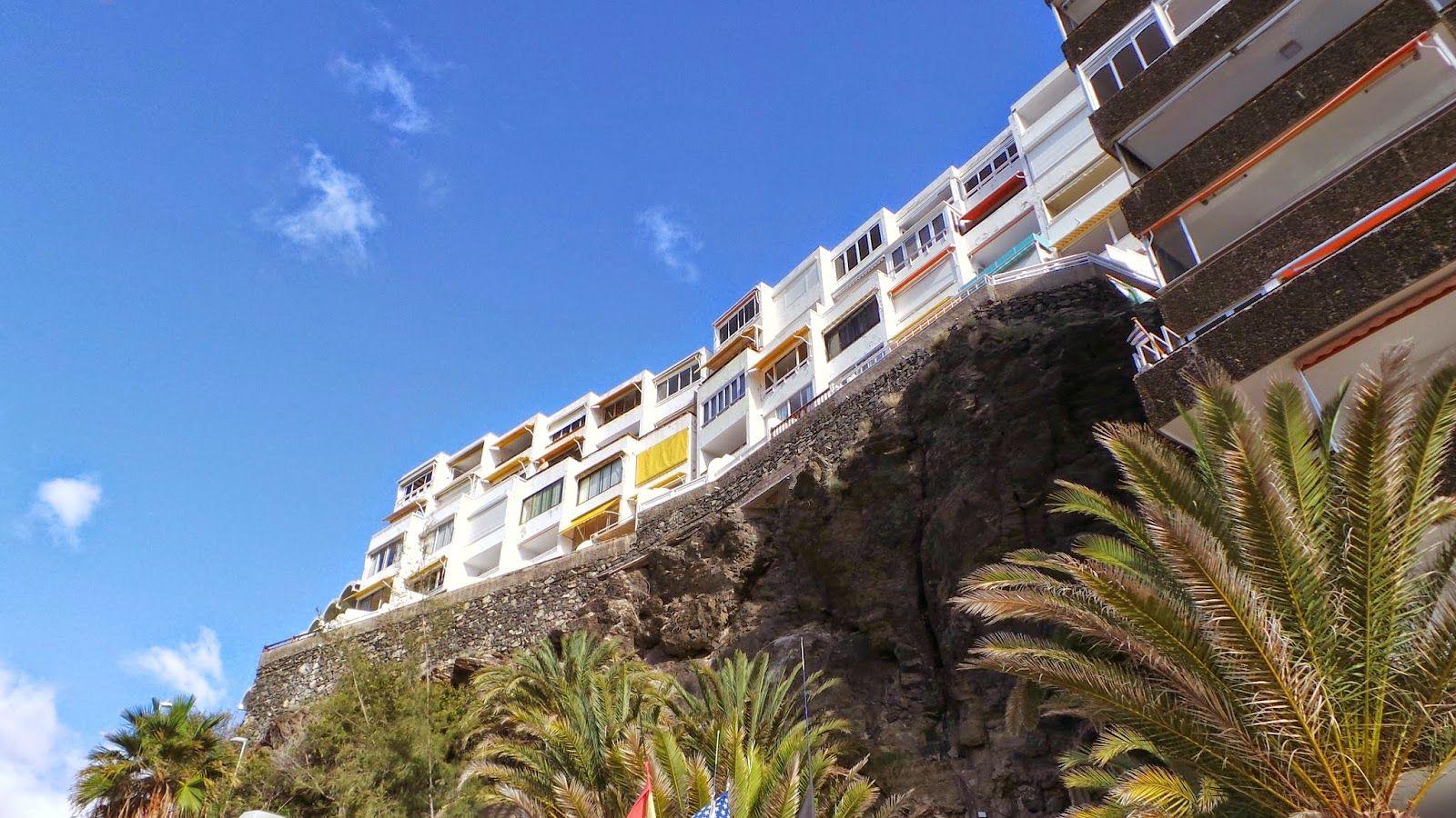 CANARIAS  FOTOS   Canary Islands Photos: Turismo de Apartamentos ...San Agustin....Maspalom...