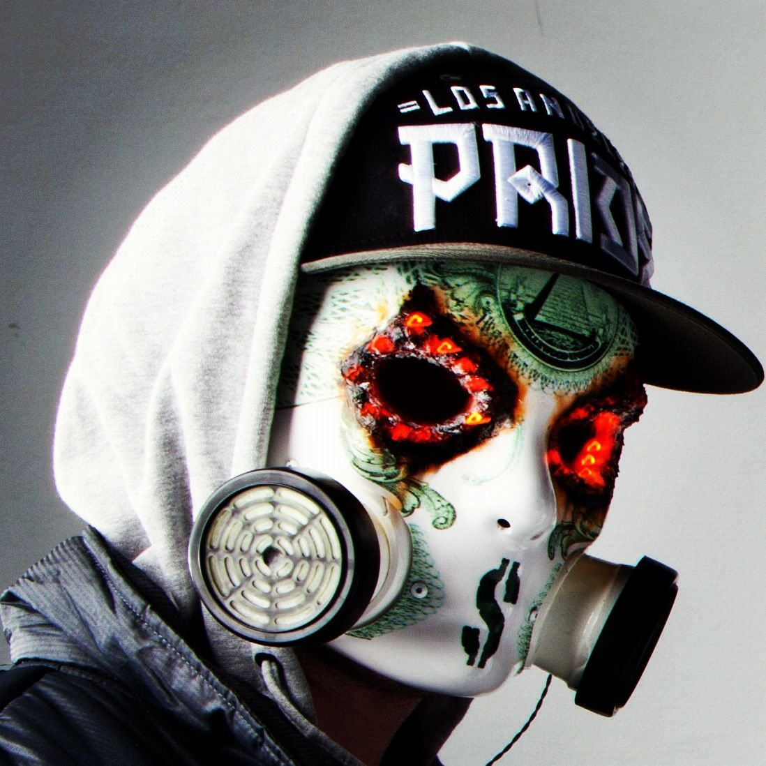 Pin by Jabril Ali on Inspiration in 2019 | Hollywood undead masks
