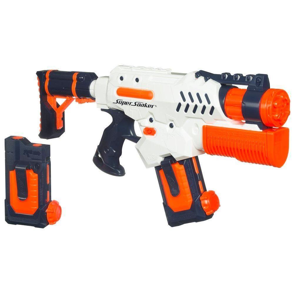 Nerf Super Soaker Barrage Water Pistol ...