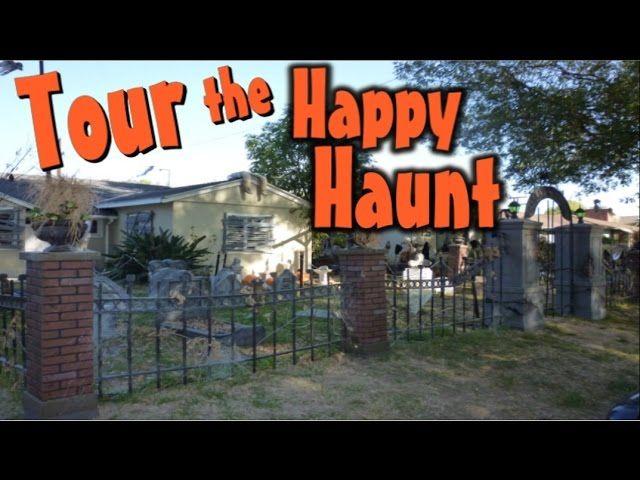 Outdoor Halloween Yard Decorations - Old Creepy Cemetery Display