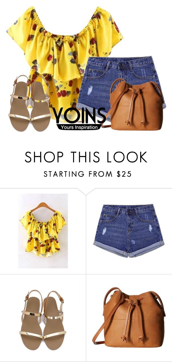 """""""yoins"""" by miushka ❤ liked on Polyvore featuring ECCO and yoins"""