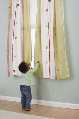 How To Connect Curtain Panels Without Sewing How To Make
