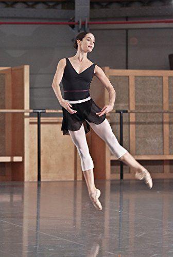 Ballet Class with Amandine Albisson, etoile of Paris Opera