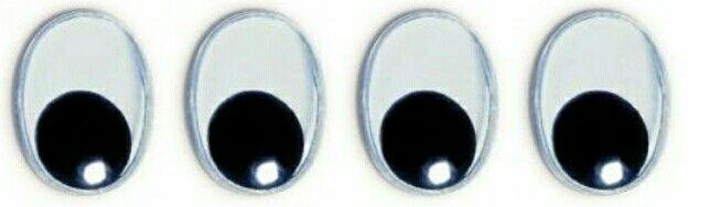 Ojos de pegatina. La actividad consistirá en que se les pedirá que representen determinadas figuras y a las que lo tengan les tendrán que colocar los ojos.