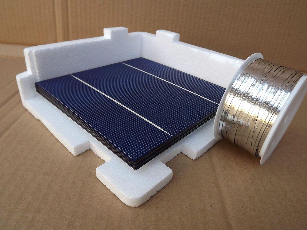 20 celulas solares celdas placa panel fotovoltaicas solar cells jvt 39 solar e lica termosolar - Instalador de placas solares ...