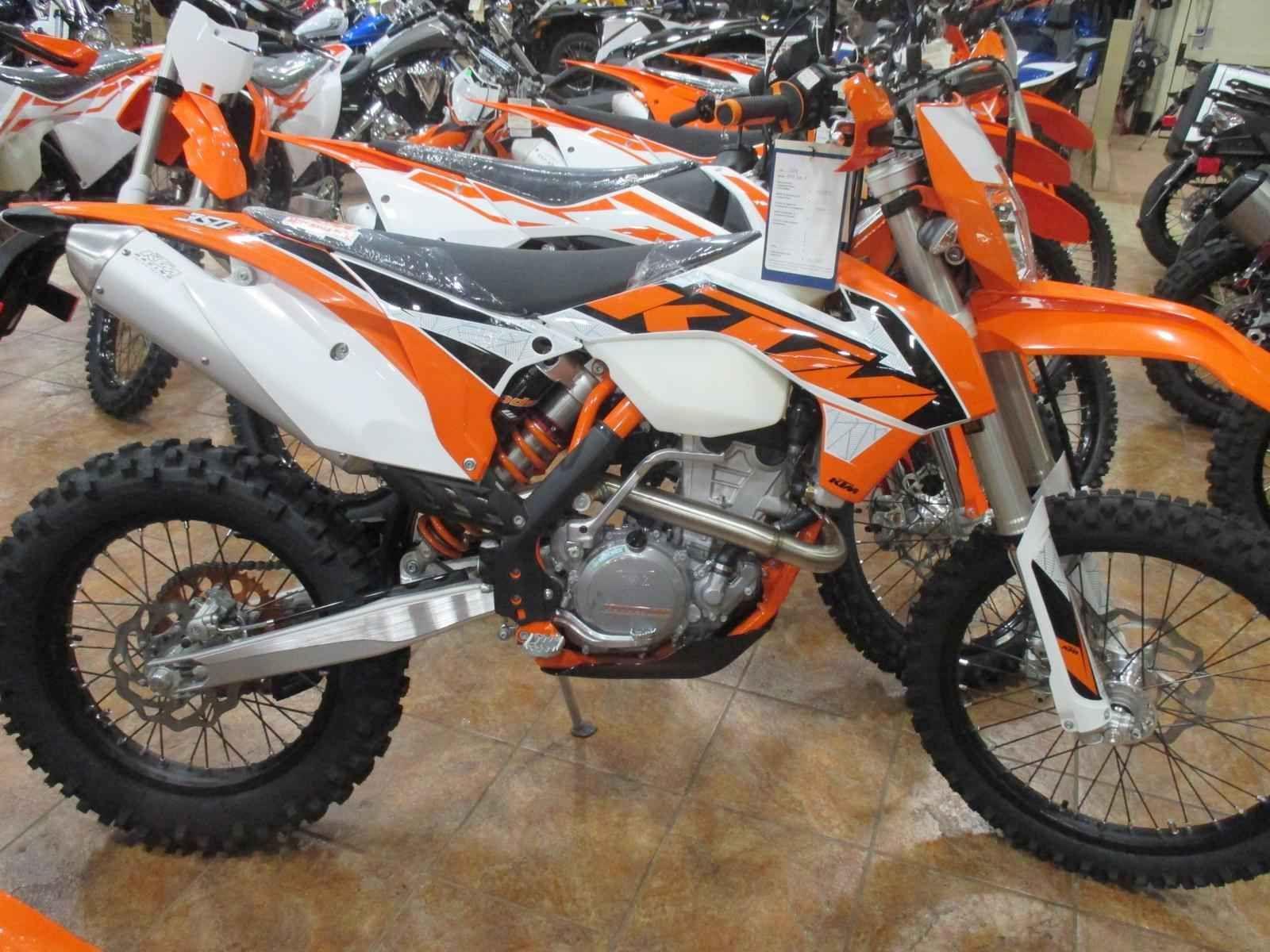 2016 KTM 350 EXC Ktm, Ktm motorcycles, New ktm