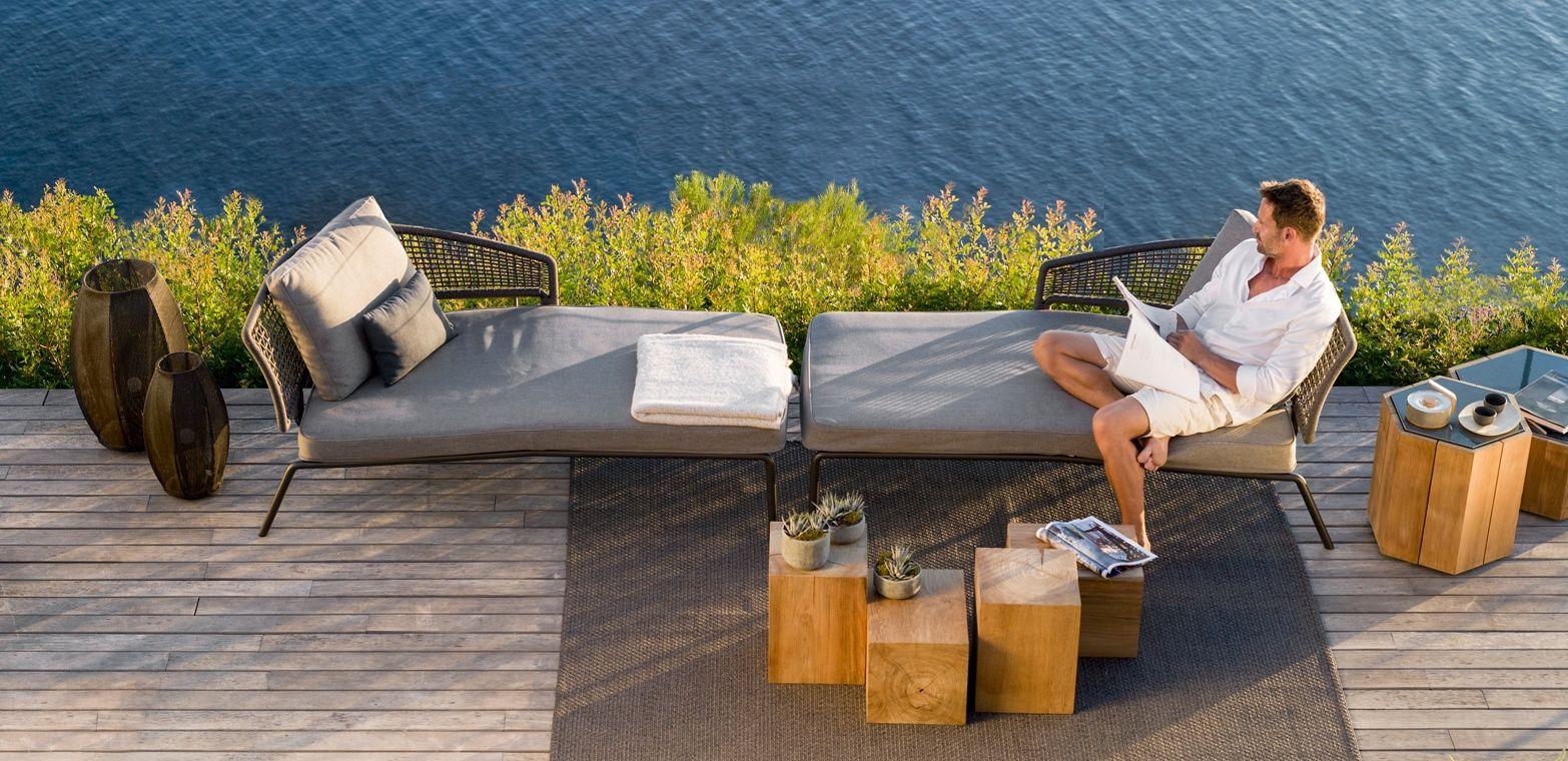 exclusive outdoor furniture Tribù - Exclusive Outdoor Furniture Tribù Furniture Pinterest