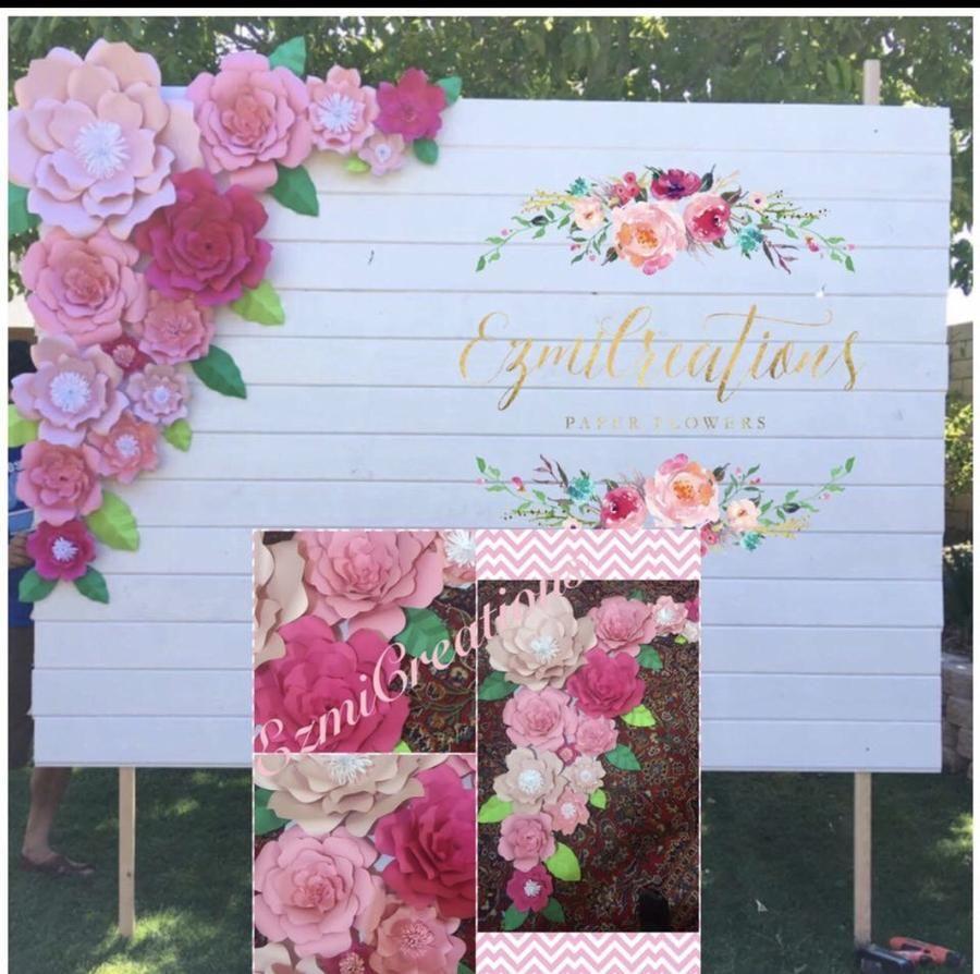 36+ Flower backdrop wall diy trends