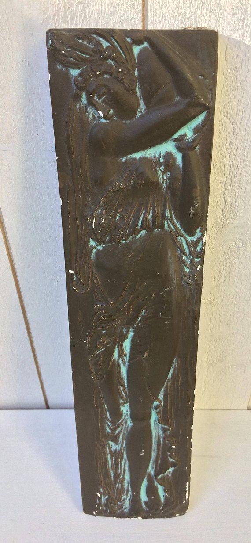 Moulage Antique Corps de Femme Moulage de Naïade Ancien Vintagefr