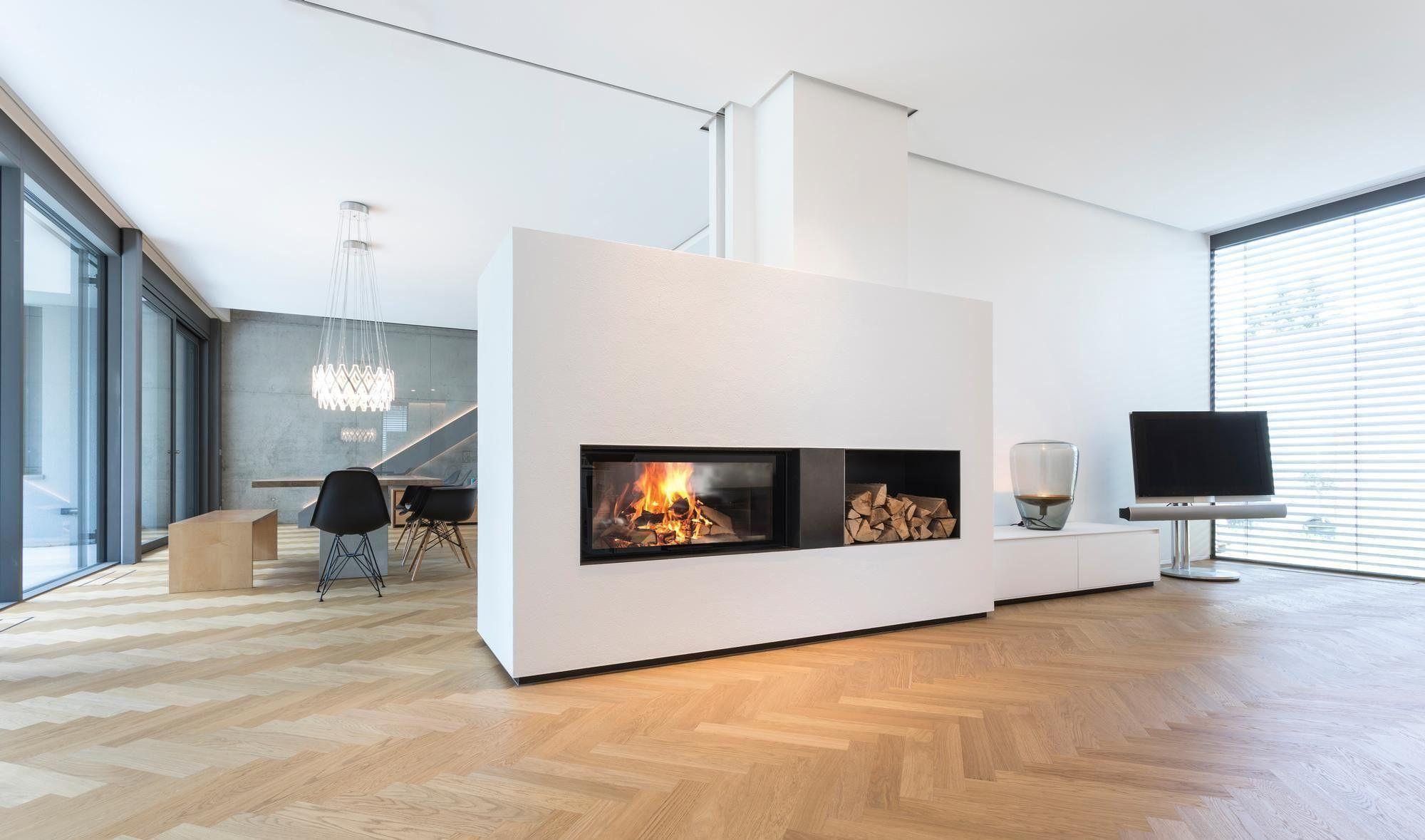 Cheminées - Cheminée / Kamin / Ofen  Wohnung innenarchitektur