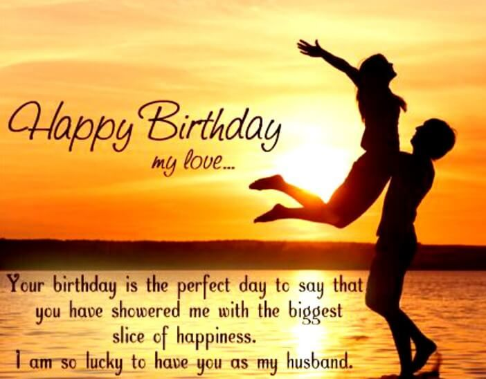 50 Best Birthday Quotes For Wife Husband Birthday Quotes Happy