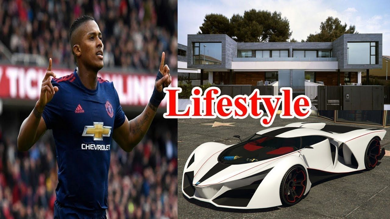 Antonio Valencia Lifestyle Family House Wife Cars Net Worth
