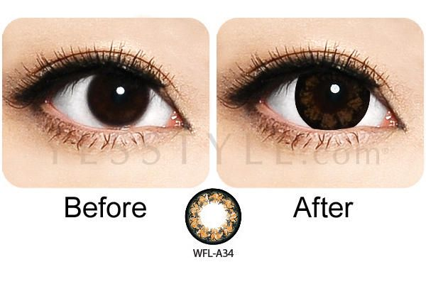 Pin By Maya On War Paint Circle Lenses Color Lenses White Contact Lenses
