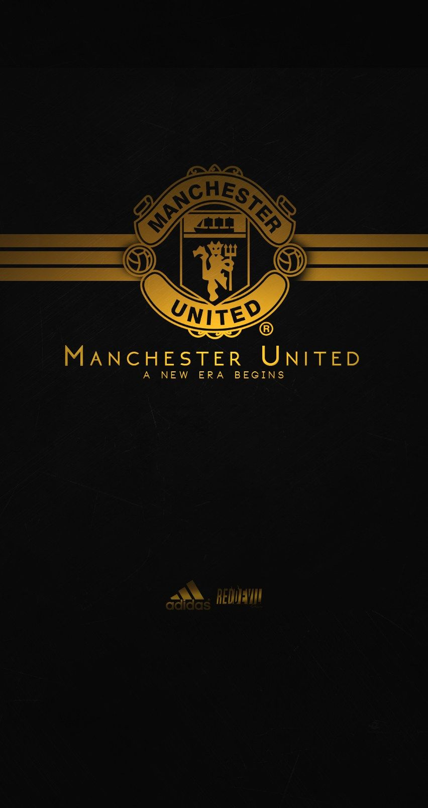 Manchester United A New Era Begins Iphone 6 Reddevilcarlo On within Iphone Wallpaper Manchester ...