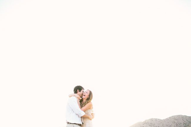 Playful Pioneertown Wedding: Lisa + Mitch