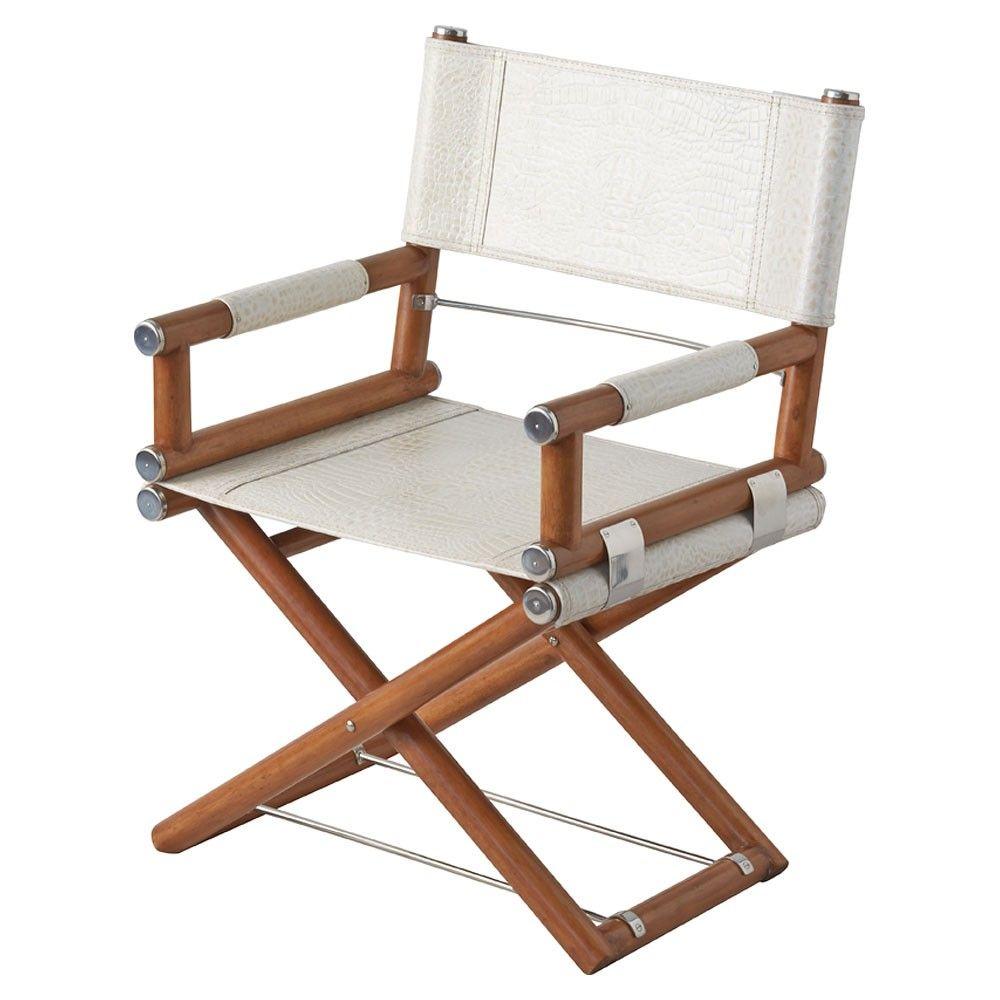 Prizmic U0026 Brill Directoru0027s Chair   Sentosa Designs   Sentosa Design