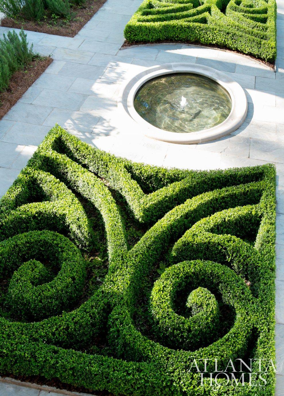 Landscape architect atlanta ga - Evans Cucich Hayden House Atlanta Ga Images Courtesy Of Atlanta Homes Landscape Architecture