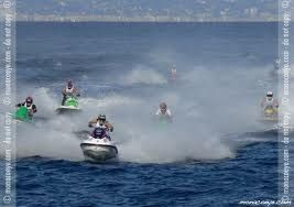 Jet Ski Racing Jet Ski Ski Racing Boat